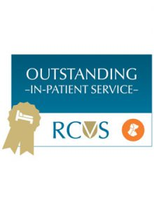 RCVS in-patient award