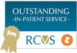 Outstanding in-patient award