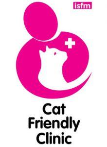 Cat friendly Clinic logo